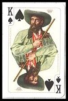 Folklore Playing Cards by Piatnik - Cat Ref 10011