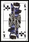 Chappi Partners Playing Cards by A.S.S. - Cat Ref 10315