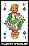 Gracia Playing Cards (double pack only*) by A.S., 1972 - Cat Ref 10319
