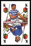 Freizeit Playing Cards (German suits) by A.S., 1984 - Cat Ref 10345