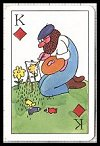 Robotron Playing Cards by A.S., 1987 - Cat Ref 10361