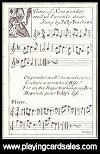 Beggar's Opera pack of c1730, The (Facsimile) by Harry Margary. - Cat Ref 10401