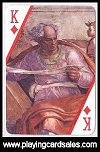 Roma Playing Cards by Italcards - Cat Ref 10449