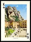 Catalunya Souvenir Playing Cards by Fournier - Cat Ref 10606