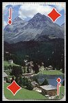 Swiss Souvenir Playing Cards by AG Müller - Cat Ref 10660