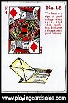 Gypsy Witch Fortune Telling Cards by USPC Co - Cat Ref 10674