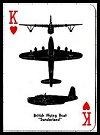 World War II Airplane Spotter Cards publ. by U.S. Games Systems Inc., 1990. - Cat Ref 11514
