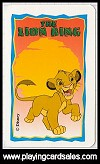 Lion King , The - Snap card game by Waddingtons Games Ltd., 1994 - Cat Ref 11589