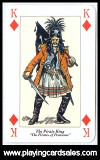 Gilbert and Sullivan Playing Cards by R. Somerville, 1994. - Cat Ref 11835