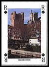 Jeu des Cathares by H�ron S.A. for Ed. Le Diouris, Toulouse - Cat Ref 11938