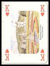 Palaces and Castles of Britain Playing Cards publ. by Neil Macleod Prints & Enterprises Ltd., 1995 - Cat Ref 12033