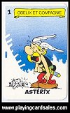 Jeu de 7 Familles Asterix by France Cartes - Cat Ref 12089