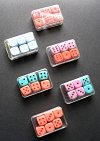 Dice - sets of six (DW) by David Westnedge - Cat Ref 12407