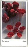 Tarot of Gemstones and Crystals by AG Müller, 1996. - Cat Ref 12530