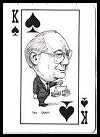 Political Players Playing Cards by USPC Co for Gelco Products, Inc. - Cat Ref 12582