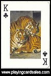 Art of Nature Playing Cards by Piatnik for Antony Bird, 1997. - Cat Ref 12792