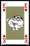 Naked Truth Playing Cards publ. by InterCol, London, 1997. - Cat Ref 12803