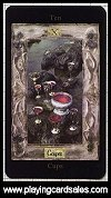 Vision Tarot, The by Carta Mundi, 1995 - Cat Ref 12835