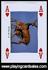 Wildlife Playing Cards by Carta Mundi for Neil Macleod Prints & Enterprises Ltd., 1997. - Cat Ref 12847