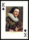 Kings & Queens Playing Cards by Piatnik for Antony Bird, 1998. - Cat Ref 13147