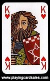 Scottish Legends Playing Cards published by R. Somerville Playing Cards (1998) - Cat Ref 13176