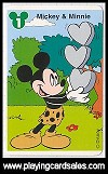 Mickey for Kids Jeu de 7 Familles by France Cartes - Cat Ref 13180
