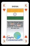 From Empire to Commonwealth Playing Cards by France Cartes for Collectable Cards - Cat Ref 13266