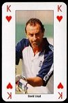 Cricket World Cup Playing Cards: England by Collectable Cards Ltd. - Cat Ref 13271