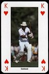 Cricket World Cup Playing Cards: India by Collectable Cards Ltd. - Cat Ref 13275