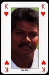 Cricket World Cup Playing Cards: Sri Lanka by Collectable Cards Ltd. - Cat Ref 13278