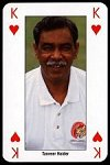 Cricket World Cup Playing Cards: Bangladesh by Collectable Cards Ltd. - Cat Ref 13280