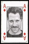 Famous Footballers Playing Cards publ. by Talking Photos Ltd. - Cat Ref 13306