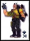 Small Soldiers Playing Cards by USPC Co - Cat Ref 13361