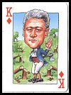 Politicards 2000 Playing Cards by Action Publishing - Cat Ref 13513