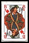 North German (Berliner) Pattern Patience (KC) publ. by King Cards GmbH - Cat Ref 13577