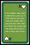 52 Pranks & Party Tricks Playing Cards publ. by If Cardboard Creations Ltd, 2000 - Cat Ref 13593