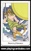 Tarot of the Sephiroth publ. by U.S. Games Systems, Inc. - Cat Ref 13604