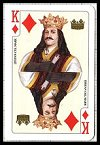 Romania Playing Cards by Piatnik, 2000 - Cat Ref 13616
