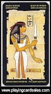Egyptian Tarot (2001 edition) publ. by Lo Scarabeo - Cat Ref 13621