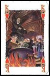 Harry Potter Playing Cards by Carta Mundi, 2001. - Cat Ref 13623