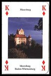 Deutsche Burgen publ. by Heritage Playing Card Company Ltd., 2001 - Cat Ref 13648