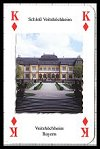 Deutsche Schlösser publ. by Heritage Playing Card Company Ltd., 2001 - Cat Ref 13649