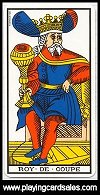 Ancien Tarot de Marseille by France Cartes - Cat Ref 13679
