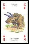 Dinosaurs Playing Cards by Heritage - Cat Ref 13753