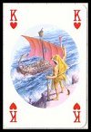 Argonauts & Iphigenia Playing Cards by Lo Scarabeo, 2003 - Cat Ref 13760