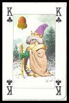 Fairy People Playing Cards - The by Lo Scarabeo, 2003 - Cat Ref 13764