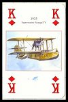 History of Flight Playing Cards by Lo Scarabeo - Cat Ref 13767