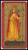 Golden Tarot of the Tsar by Lo Scarabeo - Cat Ref 13773