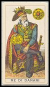 Ancient Italian Tarot by Lo Scarabeo, 2000 - Cat Ref 13783