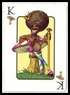 Rasta Playing Cards by E. S. - Cat Ref 13799